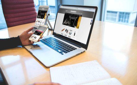 Site web e-commerce, NKS Dezign, agence de communication 360°, la ferté bernard